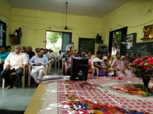 10- Senior Citizens Get together -Brahmakumaris Airoli