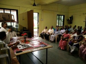 11- Senior Citizens Get together - Brahmakumaris Airoli