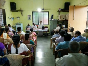 2- Senior Citizens Get together - BrahmakumarisAiroli