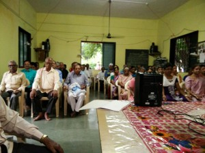 6- Senior Citizens Get together - Brahmakumaris Airoli
