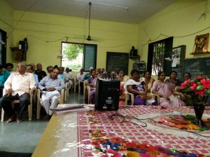 7- Senior Citizens Get together -Brahmakumaris  Airoli